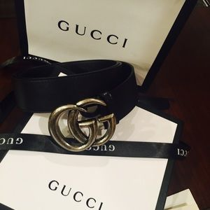 Authentic Gucci belt